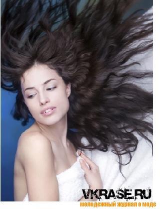 Spa-процедуры для шикарных волос