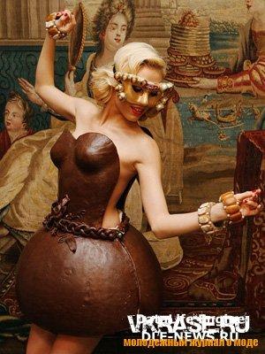 Шоколадные модели