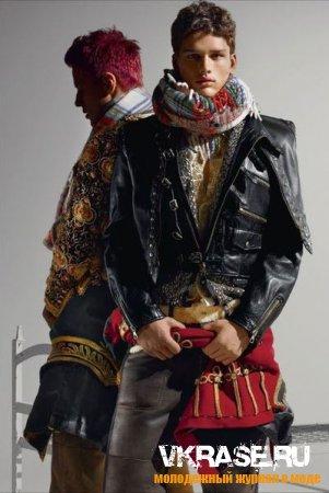 Молодежная мужская коллекция Dolce & Gabbana