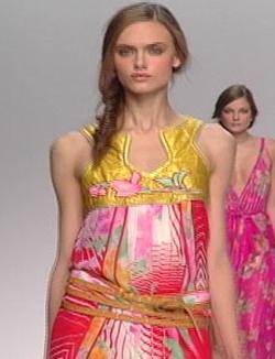 Модные женские ремни весна-лето 2010