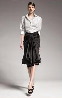 Модные женские юбки весна – лето 2010
