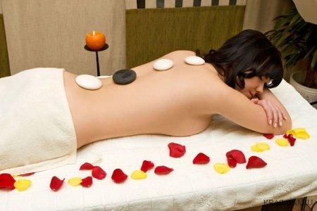 Стоунтерапия и камни для стоунтерапии