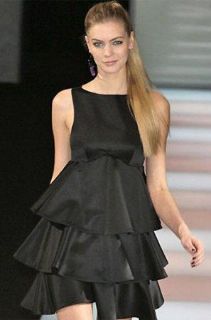 Черное платье - хит этого года и всех времен!
