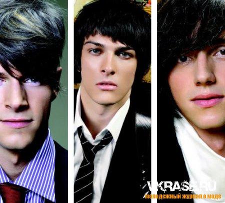 Мужские волосы - показатель мужской внешности.